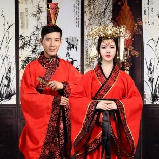 boda-china-pareja